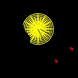 Logo - les Archers d'Heurtebise